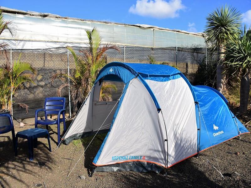 Camping Invernaderito