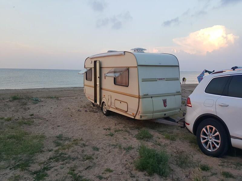 Caravana HOBBY 545 KMF