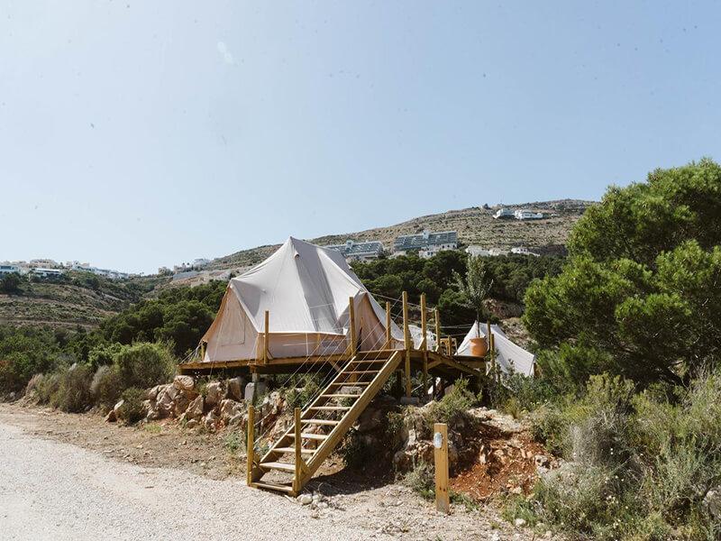 Glamping en la Comunidad Valenciana