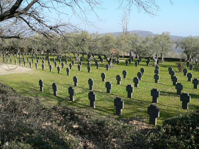 cementerio aleman yuste